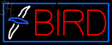 Custom Bird With Logo Neon Sign 1