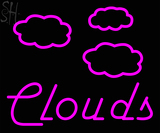 Custom Clouds LED Neon Sign 1