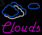 Custom Clouds Neon Sign 2