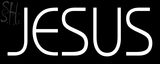 Custom Jesus Neon Sign 1