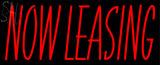 Custom Now Leasing LED Neon Sign 5