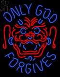 Custom Only God Forgives Logo LED Neon Sign 1