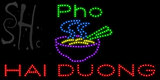 Custom Pho Noodle Bowl Hai Duong Led Sign 1
