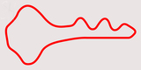 Custom Red Key Neon Logo Sign 2