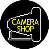 Custom The Camera Shop LED Neon Sign 2