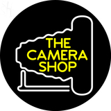 Custom The Camera Shop LED Neon Sign 1