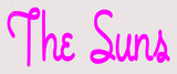 Custom The Suns LED Neon Sign 1