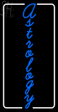 Custom Vertical Astrology Neon Sign 1