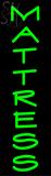 custom Vertical Mattress LED Neon Sign 1