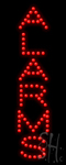 Alarms Led Sign