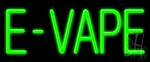 E Vape Neon Sign