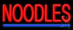 Noodles Neon Sign