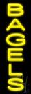 Bagels Neon Sign