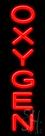 Oxygen Neon Sign