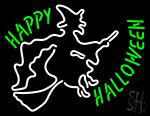 Happy Halloween LED Neon Sign