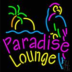 Paradise Lounge Neon Sign