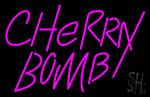 Cherry Bomb LED Neon Sign