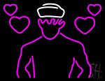 Singing Sailor Logo LED Neon Sign