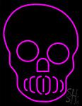Skull LED Neon Sign