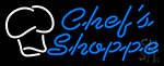 Chefs Shoppe LED Neon Sign