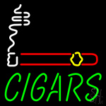 Clgars Neon Sign