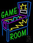 Game Room Pinball Machine LED Neon Sign