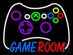 Game Room Xbox Controller LED Neon Sign