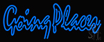 Going Places LED Neon Sign