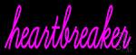 Heartbreaker LED Neon Sign
