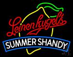 Leinenkugels Summer Shandy LED Neon Sign