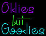 Oldies But Goodies LED Neon Sign