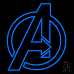 The Avengers LED Neon Sign