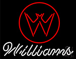 Williams LED Neon Sign