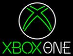 Xbox One Neon Sign