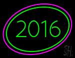 2016 Neon Sign