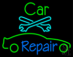 Car Repair LED Neon Sign