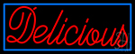 Delicious LED Neon Sign