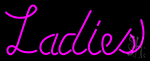 Ladies LED Neon Sign
