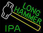Long Hammer Ipa Neon Sign
