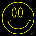Smile Neon Sign