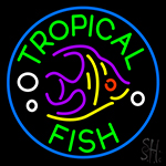 Tropical Fish LED Neon Sign