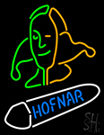 Hofnar Neon Sign