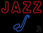 Jazz Neon Sign