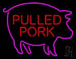 Pulled Pork Neon Sign