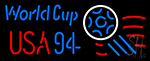 World Cup 94 LED Neon Sign