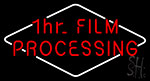 1hr Film Processing LED Neon Sign