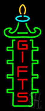 Gifts Neon Sign