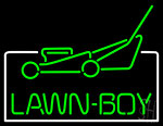 Lawn Boy Logo LED Neon Sign