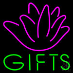 Rose Gift Neon Sign
