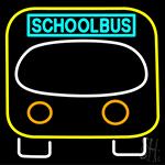School Bus Neon Sign